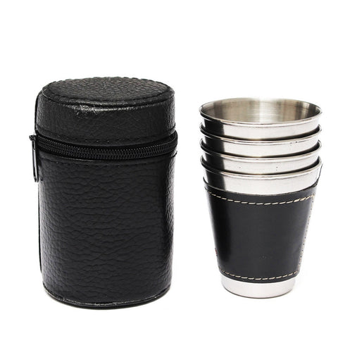 Stainless Steel Alcohol Cup