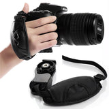 Leather Camera Grip Hand Strap