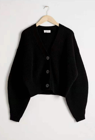 Stretch Loose Cardigan Sweaters Top