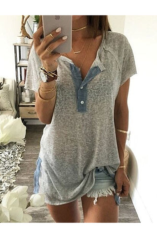 Cloudy Cool Cotton Top