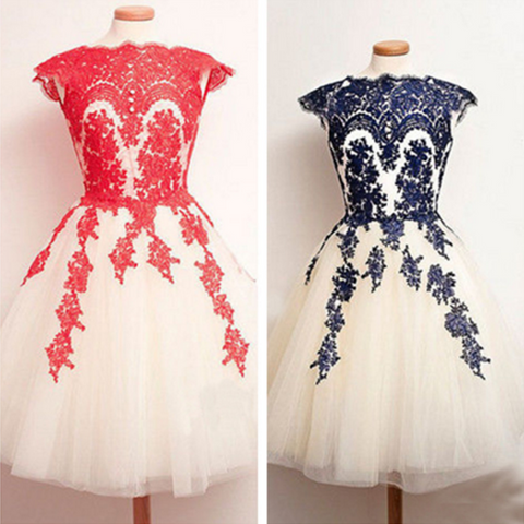 LACE SLEEVELESS PRINCESS DRESS