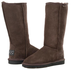 Jumbo Ugg - Classic Tall Boot (Chocolate)
