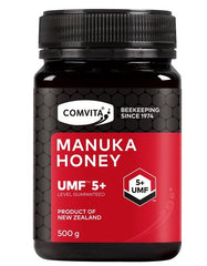 Comvita UMF 5+ 500g Manuka Honey New Zealand