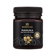 Watson & Son Manuka Honey 700+ Premium 'Black Label' 250g