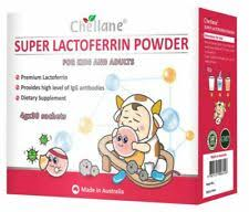 Chellane Super Lactoferrin Powder 4g x 30 sachets