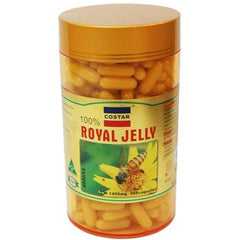 100% Costar Royal Jelly 1450mg Nature – 365 Capsules