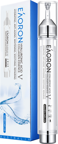 Eaoron Hyaluronic Acid Collagen Essence V - 10mL