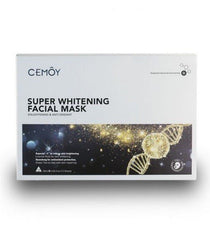 Cemoy Super Whitening Facial Mask 28ml x 5 Sheets