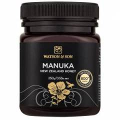 Waton & Son Manuka Honey MGO 800+ (NPA 20+) 250g