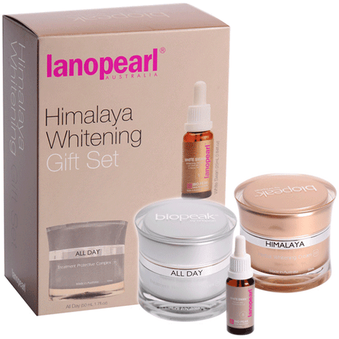 Lanopearl Himalaya Whitening Gift Set - BEST SELLER