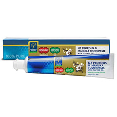 Propolis & MGO400 Manuka Toothpaste With Tea Tree Oil 100g