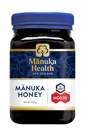 Manuka Health MGO 115+ 500 g Manuka Honey New Zealand