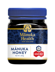 Manuka Health MGO 263+ 250g Manuka Honey New Zealand