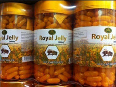Royal Jelly - ROYAL JELLY 1000MG - 365 SOFT CAPSULES 100% NATURAL NATURE'S KING