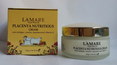 Lamare Placenta Nutritious Cream Collagen,Lanolin,Squalene And Vitamin E 50g