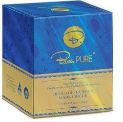 Skin Protection - Blue PURE Miracle Eye Gel - Fresh Royal Jelly & White Pearl Powder - Australian Made