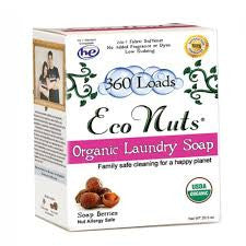 Eco Nuts Soap