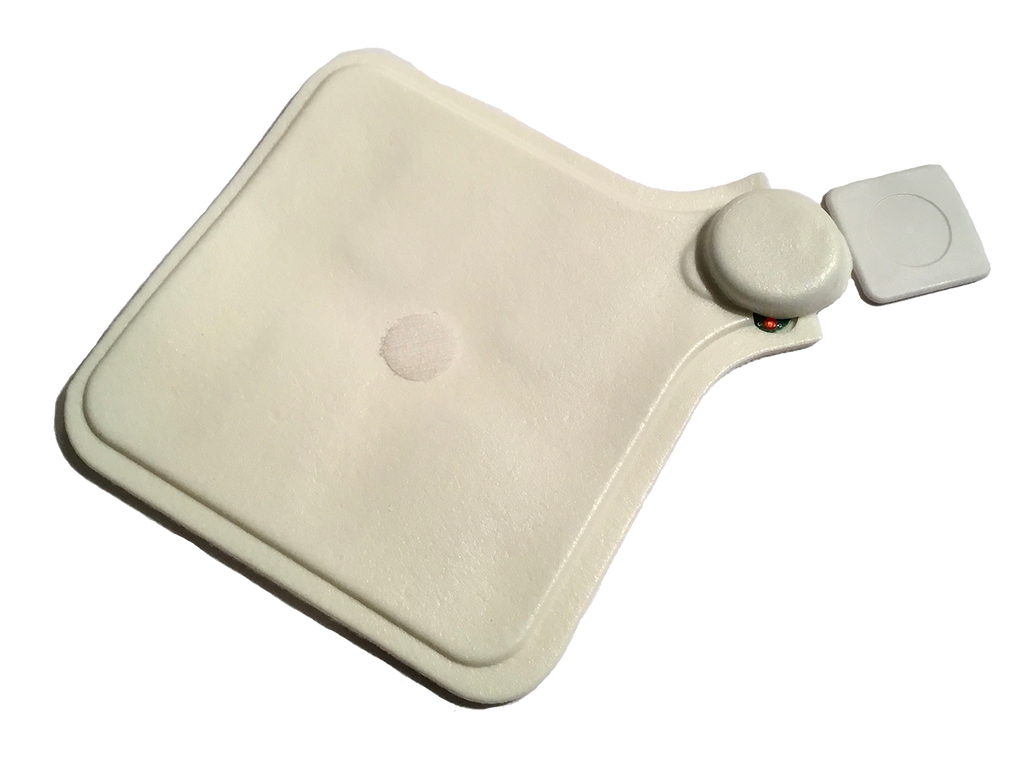 Square Patch's Large Antenna Stops Pain and Swelling