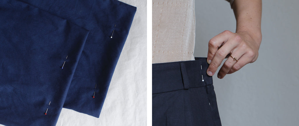 how to mark your clothes