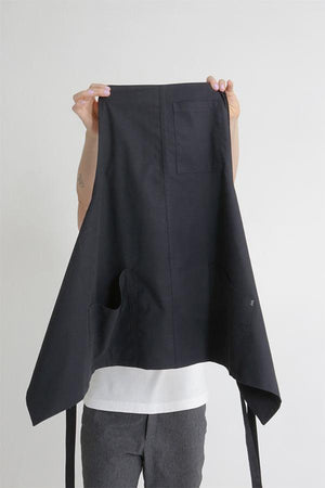 Limited offer: BLACK APRON #46 - Aprons - TAUKO - TAUKODESIGN