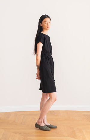 Crag dress black