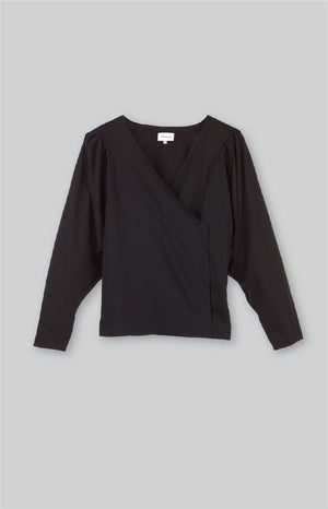 Feel blouse black