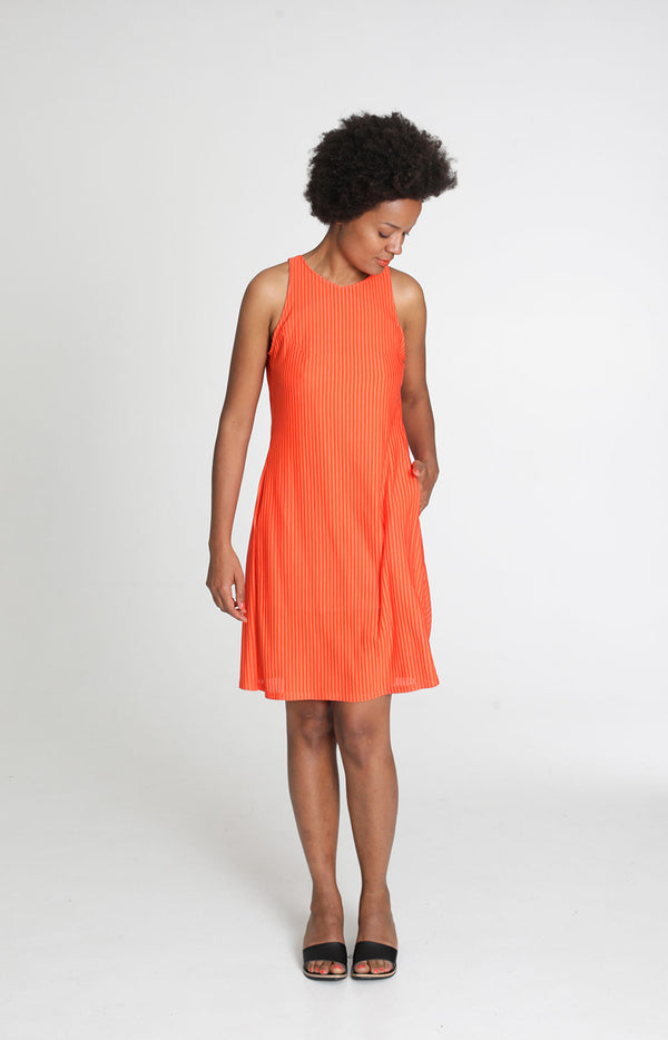 Holiday Dress Flame - Dresses - TAUKO - TAUKODESIGN