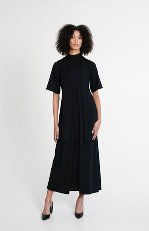 Jetty Maxi Dress Black