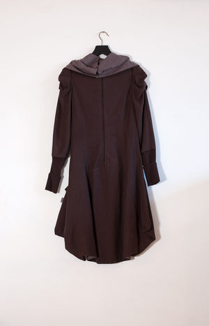 Kinship Pakkasleija dress brown S