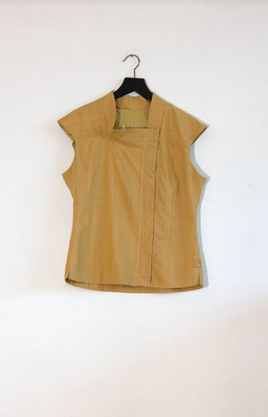 Kinship Radalla top yellow M