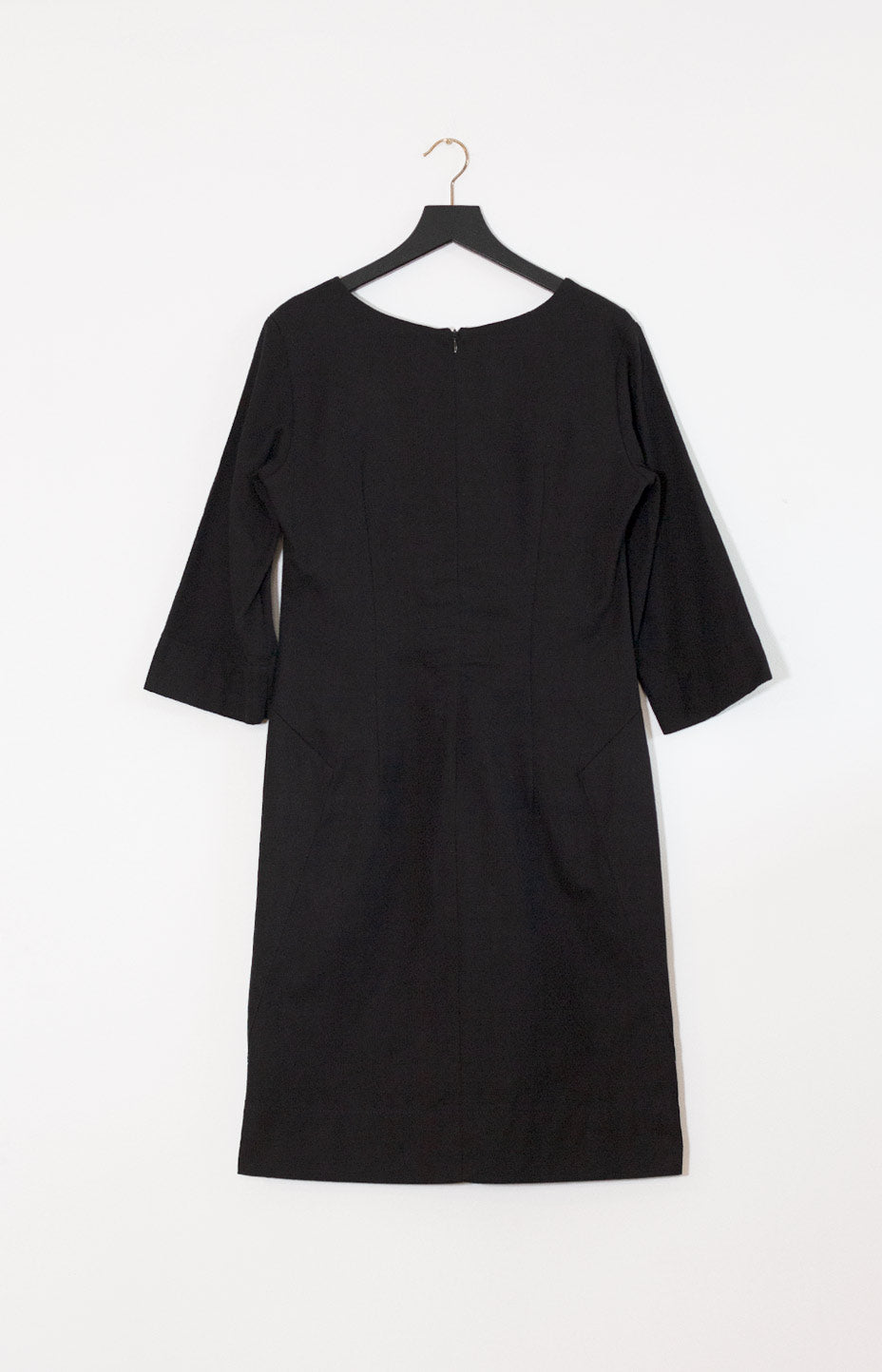 Kinship Kotelo dress coal black S - - TAUKO - TAUKODESIGN