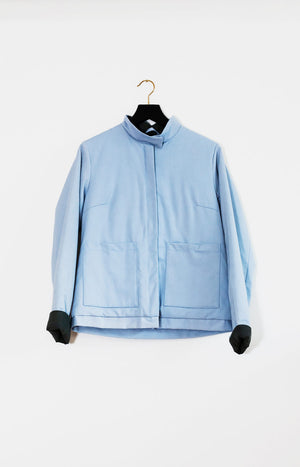 Kinship Lookout jacket light blue S - - TAUKO - TAUKODESIGN