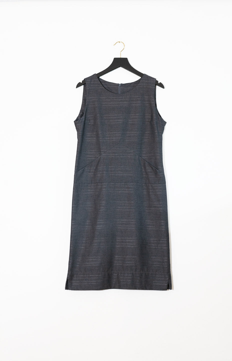 Kinship Sheld dress grey S - - TAUKO - TAUKODESIGN