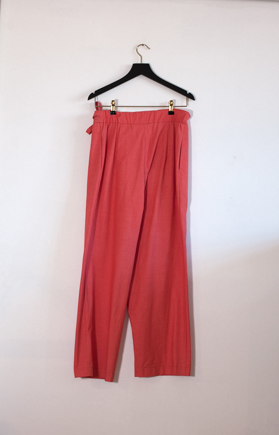 Kinship Mussel trousers fiesta red S