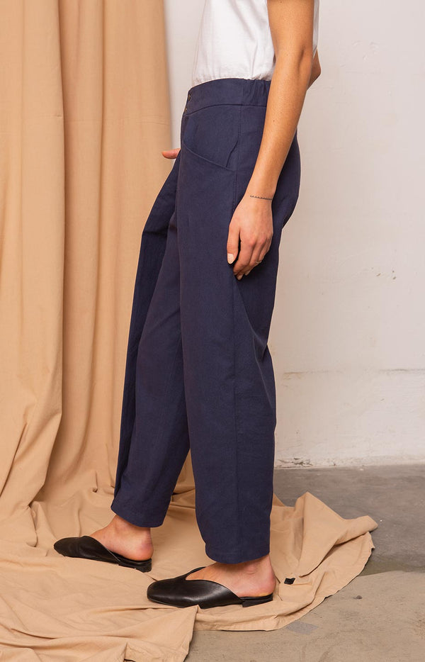 Wish trousers marine blue
