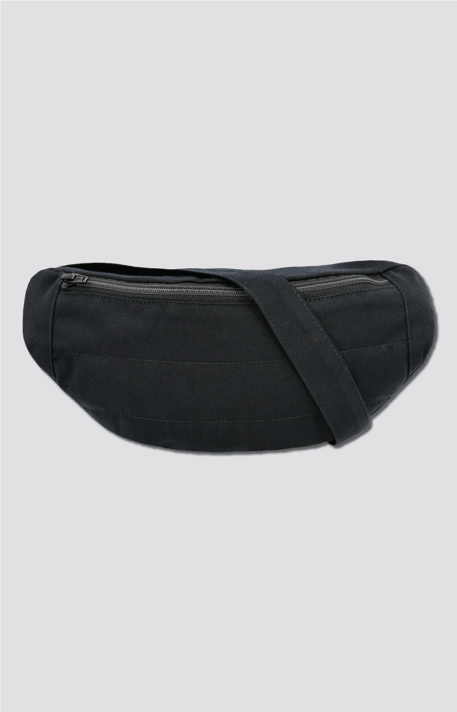 Ring belt bag coal black