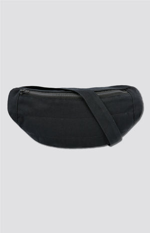 Ring belt bag coal black - Accessories - TAUKO - TAUKODESIGN