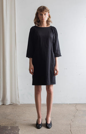 AW20 Feel dress black - Dresses - TAUKO - TAUKODESIGN