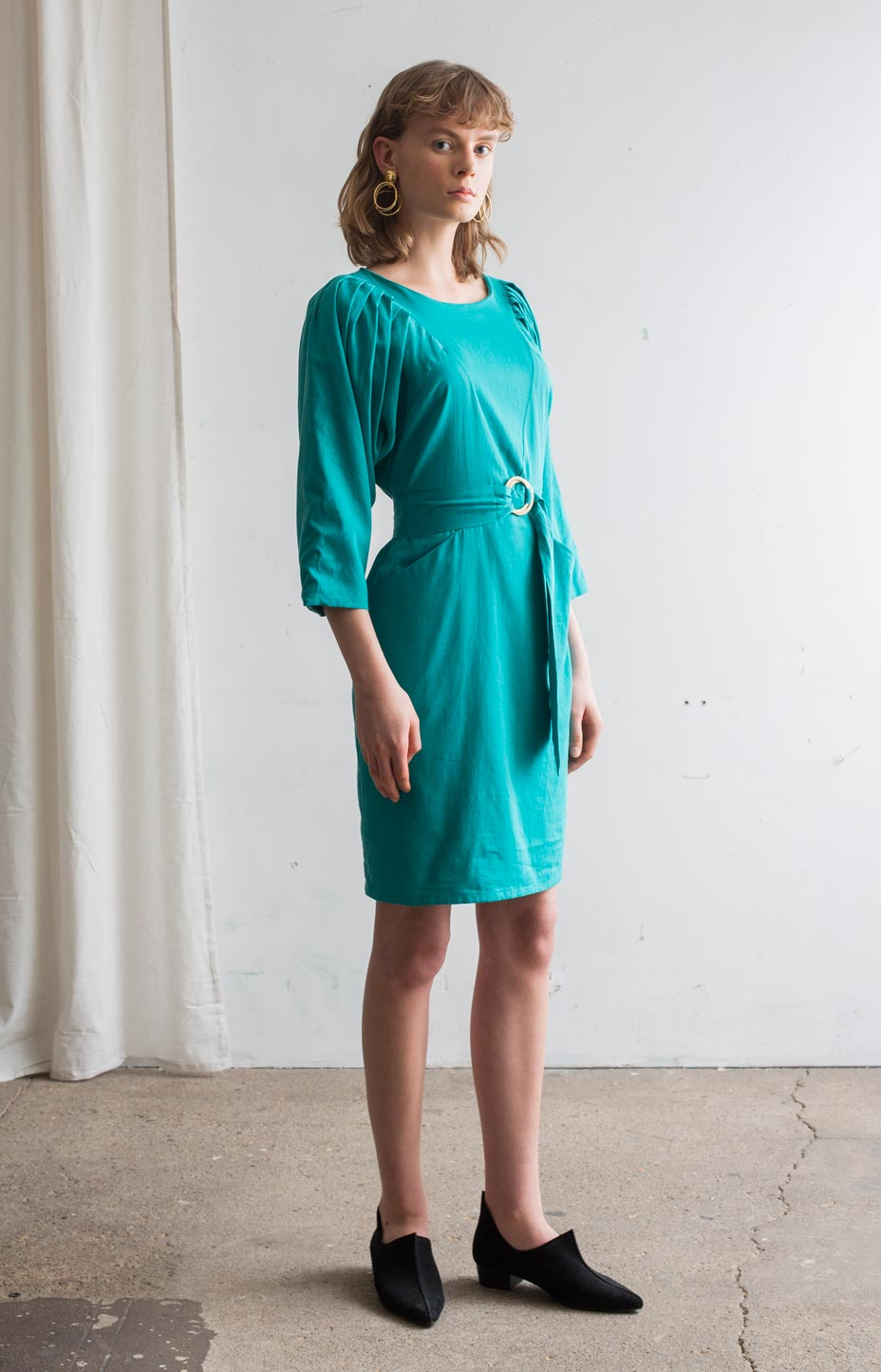 AW20 Feel dress parasailing blue - Dresses - TAUKO - TAUKODESIGN