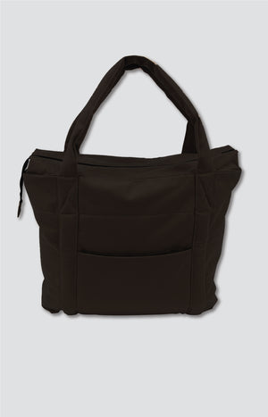Hug Bag coal black