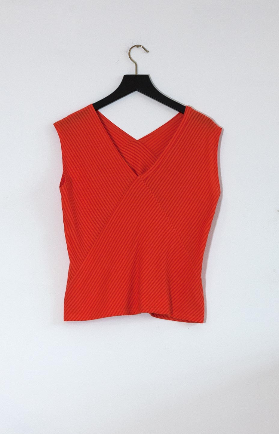 Kinship Meadow top Orange M - - TAUKO - TAUKODESIGN