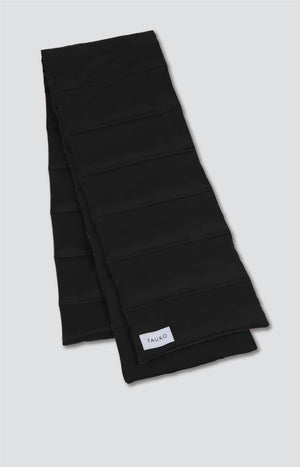 Moraine scarf coal black