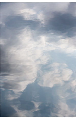 """Sky"" photography art print"