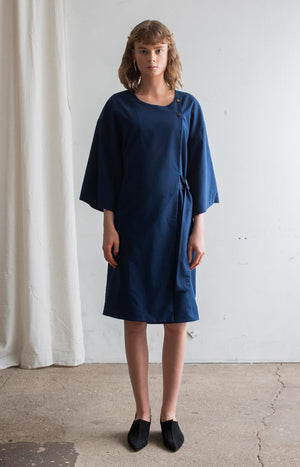 Touch dresscoat marine blue