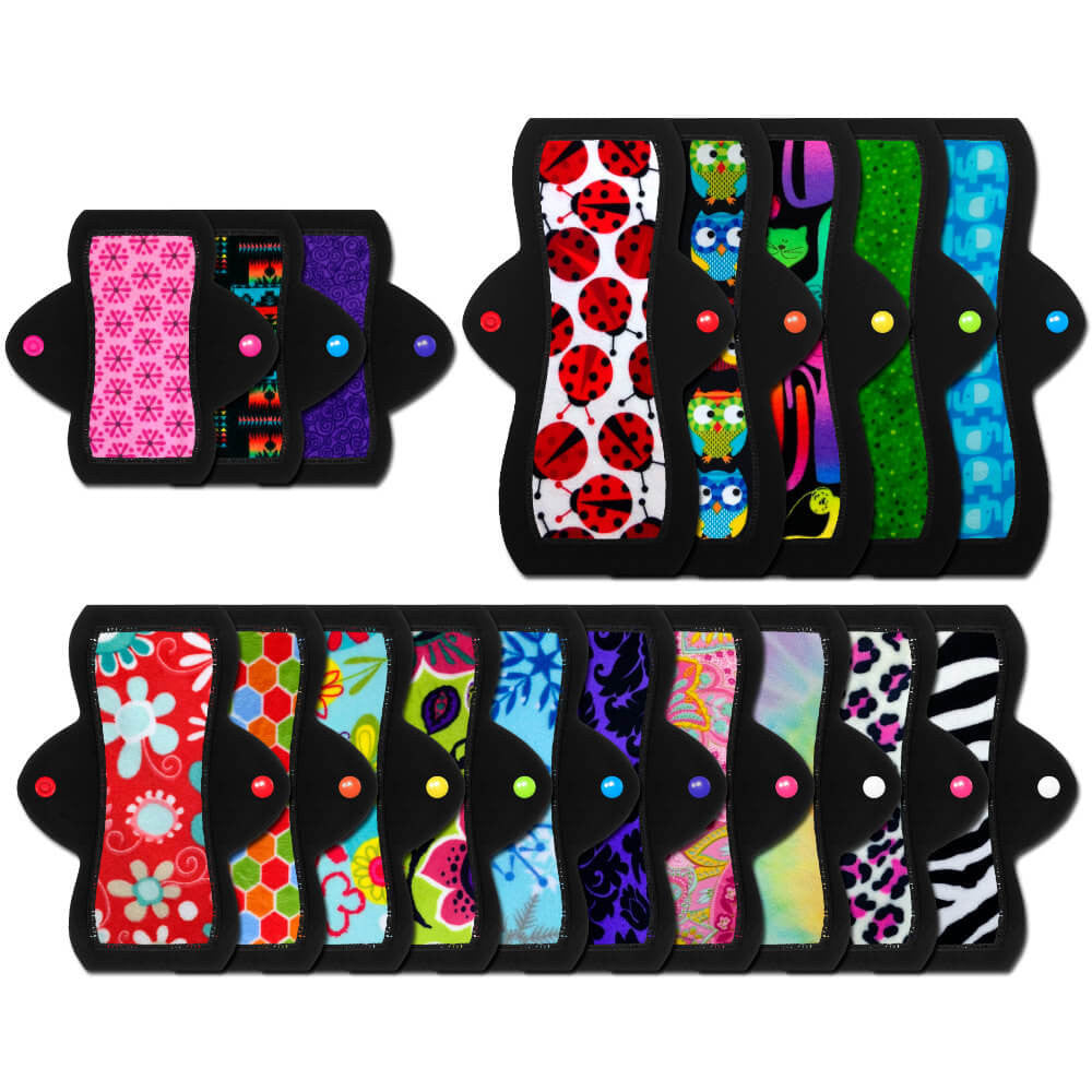 Deluxe Cloth Pad Set (Petite)
