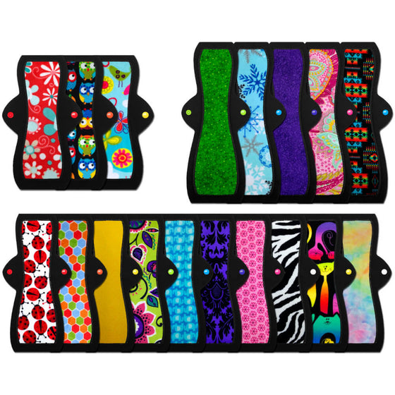 Deluxe Cloth Pad Set (Plus Size)