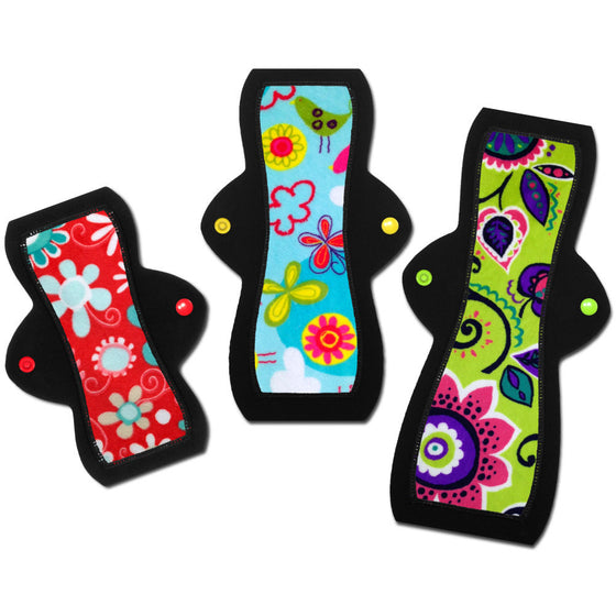 Cloth Pad Starter Set (Medium)