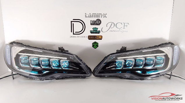 8th Civic Sedan FD TLX Jewel Eye Headlight Package