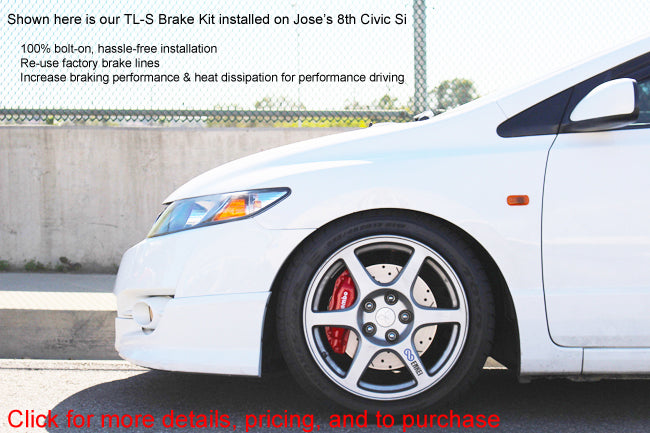 Brake Products VisionAutoworks - Acura tl brembo calipers