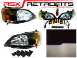 Honda Civic (2001-2003) Headlight Package